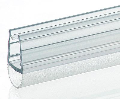 Juntas de estanqueidad para puertas de cristal vidrio aramar - Cortinas para puertas de cristal ...