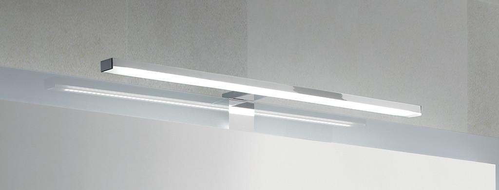 Apliques leds para espejo y ba o sin taladro aramar - Apliques de luz para banos ...