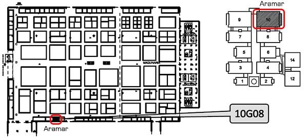 localización Veteco Aramar