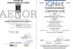 nuevosCertificadosISO9001-2015