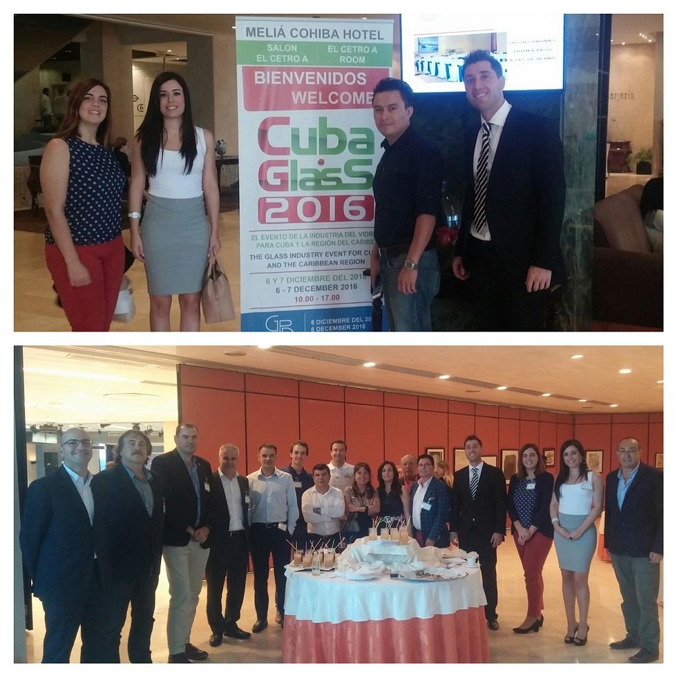 Exito rotundo de Aramar en Cuba