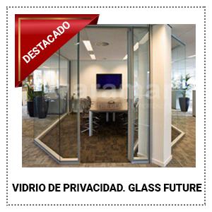vidrio de privacidad