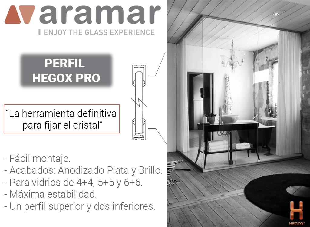 Perfil Hegox Pro