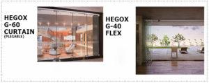 correderas hegox