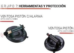 herramientas y protección