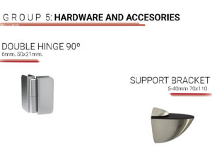 hardware and accesories