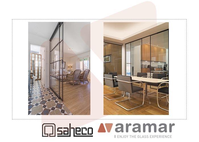 Saheco SV-FRAME para SV-X70 y SV-X110 disponible en Aramar