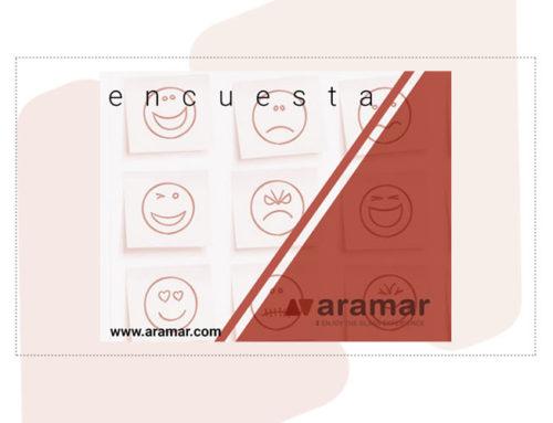 Tú opinión es importante – Aramar Suministros para el Vidrio