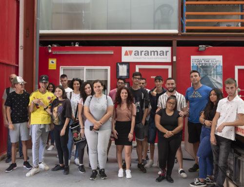 Aramar apuesta por los jóvenes y la reinserción laboral