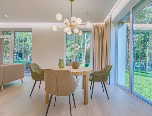 Diseño e interiorismo con estructuras de vidrio