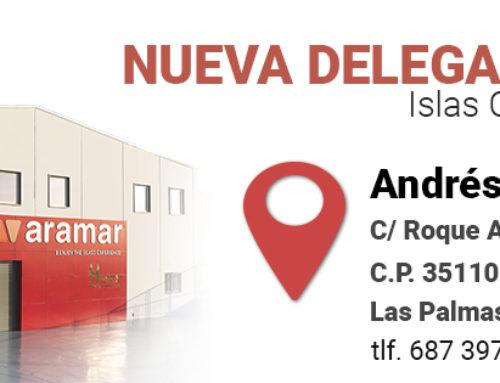 Nueva delegación de Aramar en Las Palmas