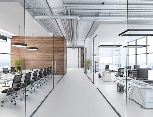 Separadores de espacios y otros sistemas de vidrio. Una opción segura y funcional.